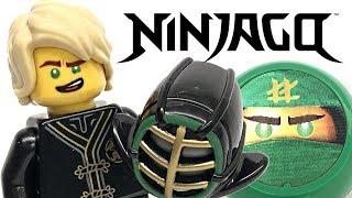 LEGO Ninjago Lloyd's Kendo Training Pod review! 2019 set 853899!