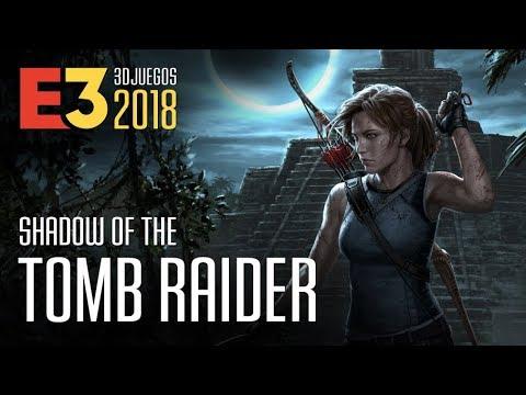 SHADOW OF THE TOMB RAIDER es mucho MÁS Tomb Raider