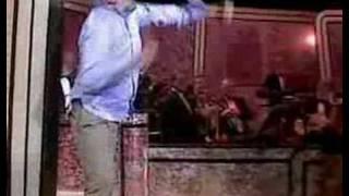 Oliver Reed drunk on Aspel