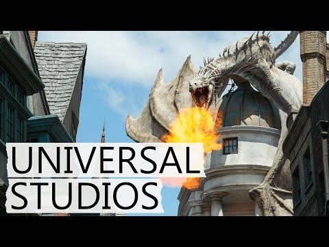 Florida Holiday Vlog 2015 | Day 7 | Universal Studios!