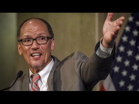 Tom Perez New Democratic Party Chairman
