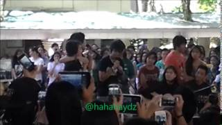 Lady Spikers Meet & Greet 2014: WAFS Harana