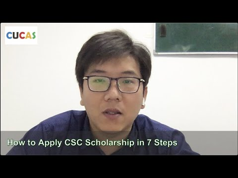 How to Apply for Chinese Government Scholarship: 7 Steps
