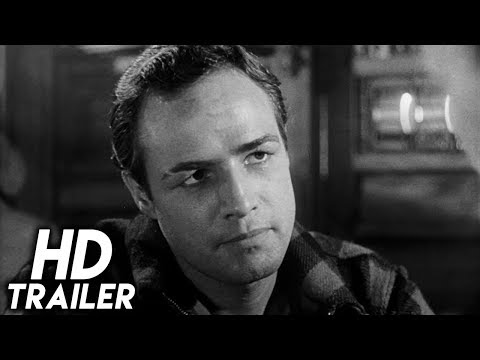 On the Waterfront (1954) ORIGINAL TRAILER [HD 1080p]
