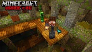 Tajemnicza Struktura! - HardCore - [15] (Minecraft 1.14 Na DataPackach)