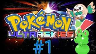 Un Shiny tan Rapido| Pokémon Ultraskies #1