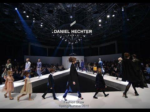 DANIEL HECHTER Spring/Summer 2015 Fashion Show in Shanghai
