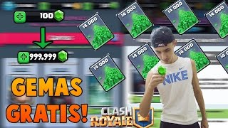 How To Earn Free Gems Clash Royale + Giveaway!