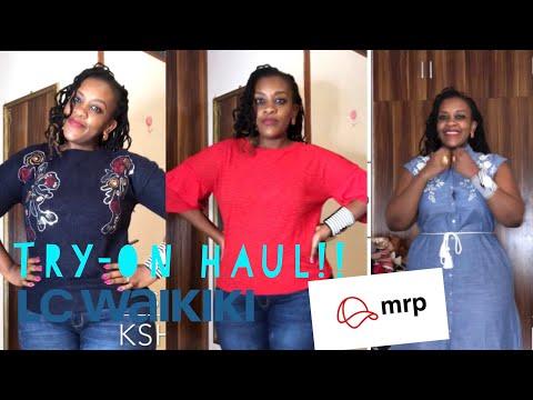 HUGE TRY-ON HAUL! // LC WAIKIKI Vs MRP
