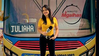 Girl from Minuto, Bolsonaro na Antártica e outros assuntos estão no Minuto Migalhas | 30.4.21