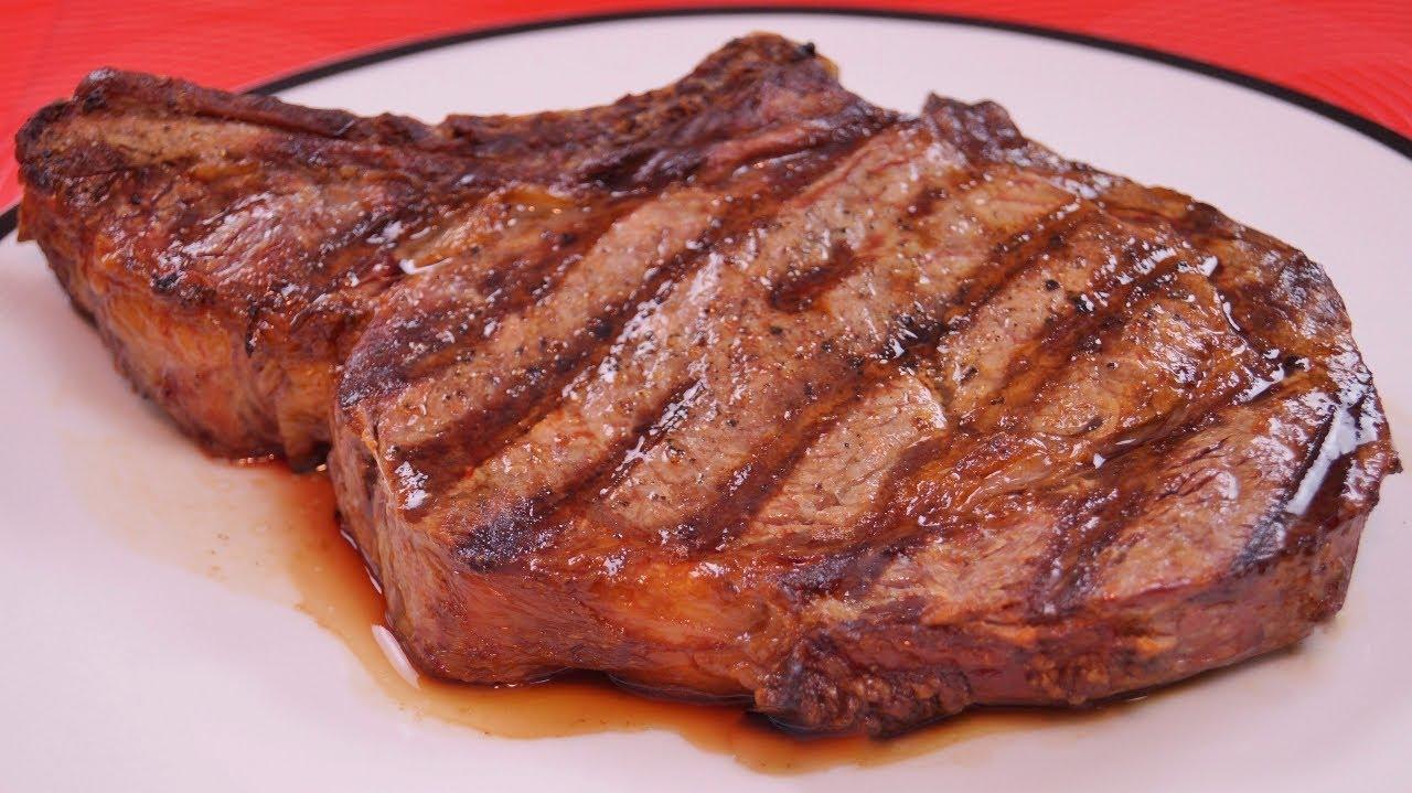 Rib Eye Steak | How To Grill Perfect RibEye Steak | Recipe | Dishin ...