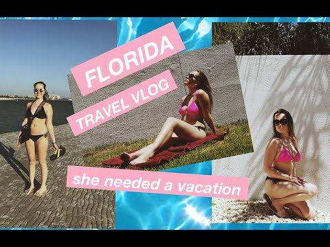 Florida Travel Vlog // Vacation!