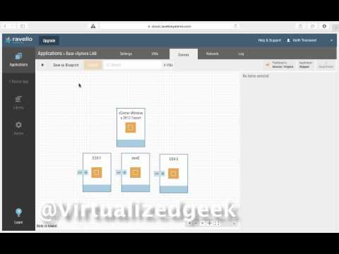 Video] Ravello Systems Nested ESXi First Look – VirtualizedGeek