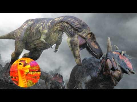 Динозавры. Сказка про динозавров. Рассказ для детей. Динозавр Ник