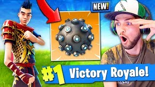 *NEW* IMPULSE GRENADE GAMEPLAY in Fortnite: Battle Royale!