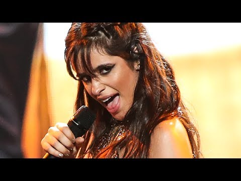 Camila Cabello Accused Of Lip Syncing Performance - VIDEO