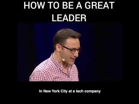 Entrepreneur Leadership by Simon Sinek