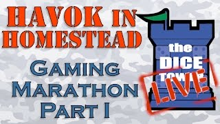 havok in homestead gaming marathon part i dark moon time s up ave caesar bang the dice game