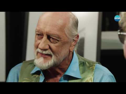 Mick Fleetwood on the Luck of Fleetwood Mac