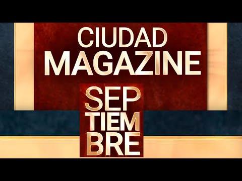¡Septiembre en Ciudad Magazine!