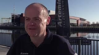 Mark Gillan - Artemis Technologies Launch