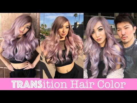 Rose Gold Hair Michelle Phan