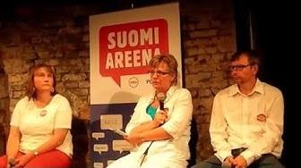 Kaaos lastensuojelussa: Leeni Ikonen