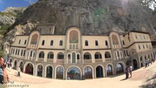 OSTROG, Montenegro(О́строг (черногор. Ostrog) — действующий сербский православный монастырь в Черногории, расположенный в горах..., 2015-07-07T16:53:15.000Z)