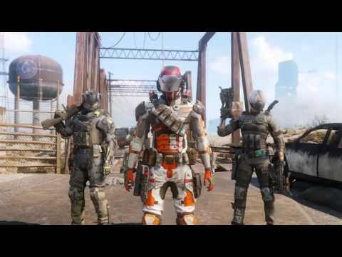 Black Ops 3 Livestream with Americans