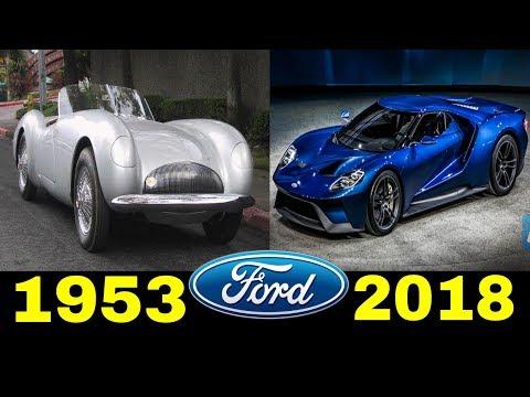 Ford Concept Evolution ( 1953-2018 )#Autonemagz