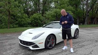 Will I Be Able To Afford The Maintenance Cost On My Ferrari F12?