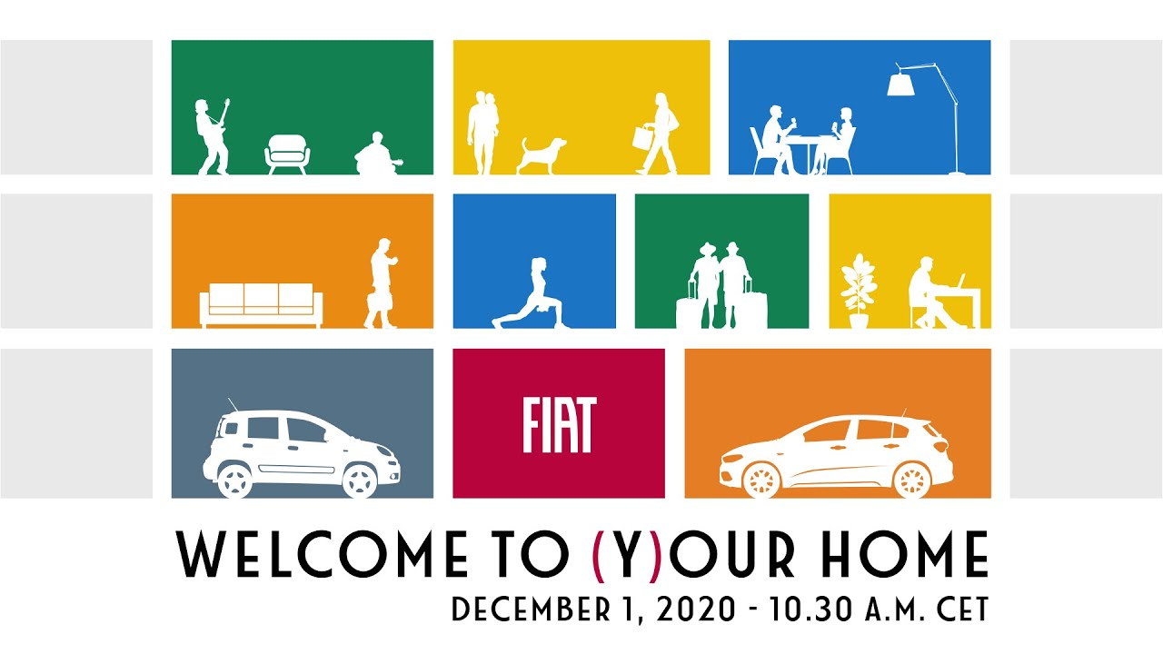 Neue Fiat Functional Family: Welcome to (y)our home