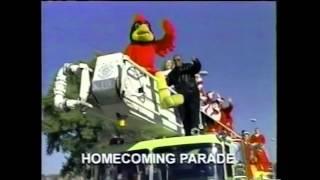 Biff Henderson comes to BSU homecoming, full segment