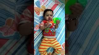 Akshat Babu.. A Cute Touch in Odd time