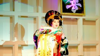 Beautiful Japanese Traditional Dance