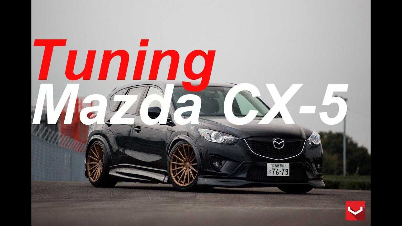 mazda cx 5 tuning best hot car photoautoworld youtube. Black Bedroom Furniture Sets. Home Design Ideas