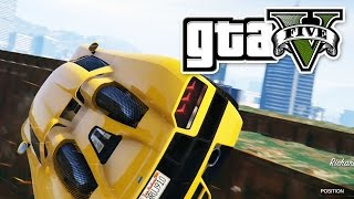 GTA 5 - WILD RACES - E29 | (Grand Theft Auto 5 Online PC Gameplay) Pungence