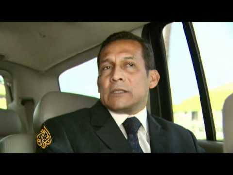 Interview: Ollanta Humala, Peruvian presidential candidate