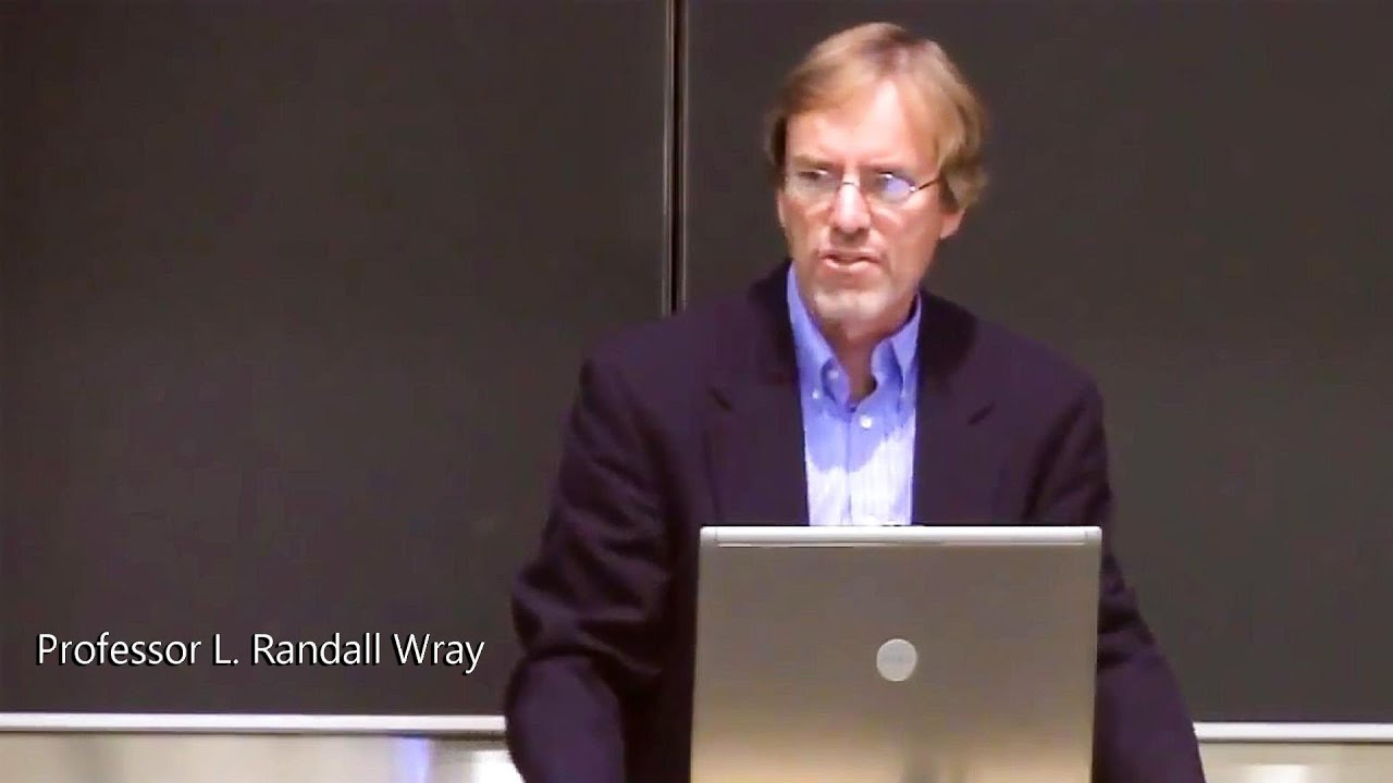 Download Professor L  Randall Wray Tests if You Still Believe Outdated Economics - 2016