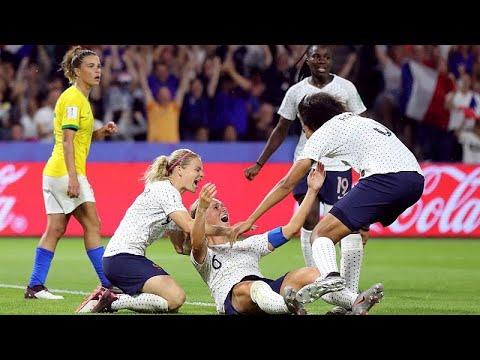 كأس العالم للسيدات: المنتخبان الفرنسي والألماني يتأهلان لدور الثمانية…  - نشر قبل 15 ساعة
