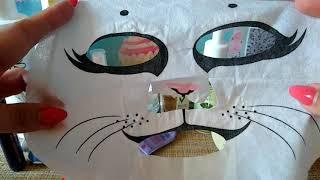 Пустые баночки Жуткая маска и лучшие маски для лица