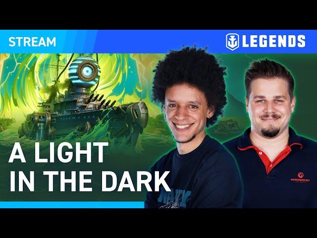 [EN] World of Warships: Legends   A Light In The Dark