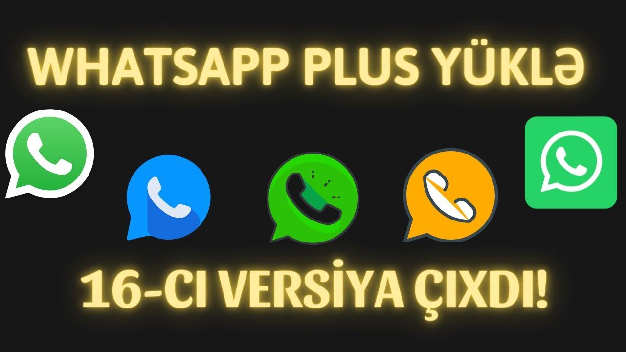 Gb whatsapp nasıl indirilir %100 çalışıyor