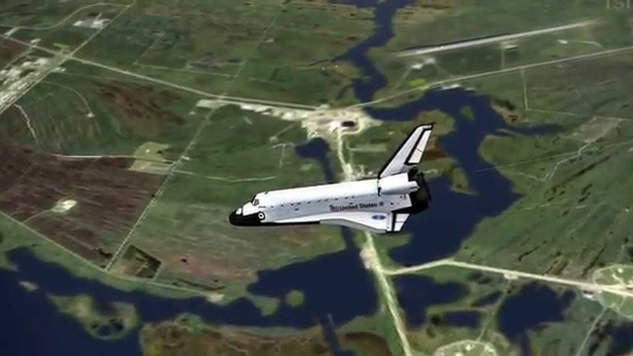 space shuttle emergency landing runways - photo #38