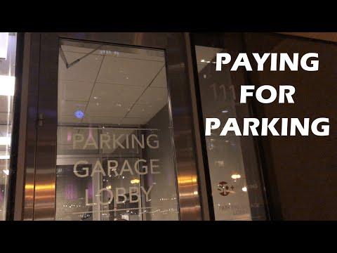 Using the Pay-on-foot Station Kiosk at OneEleven Parking Garage