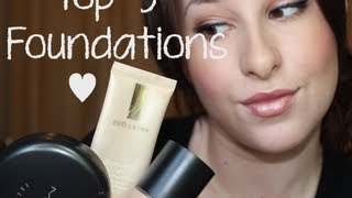 Top 3 Foundations For Flawless Skin Thumbnail