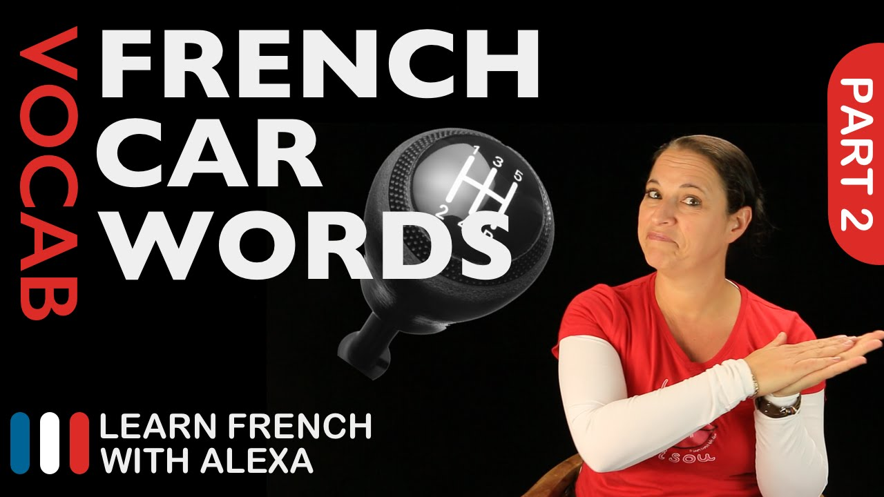 Learn French with Alexa Podcast by Alexa Polidoro