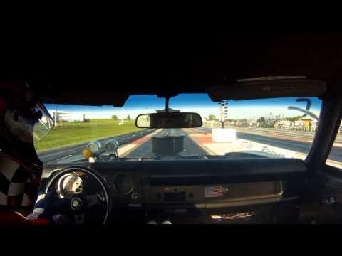 68 GTO at US 36 Raceway