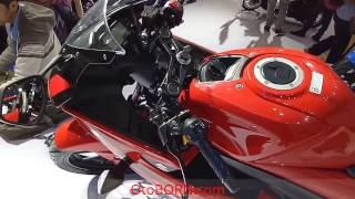 Suzuki GSX-R150 RED IMOS2016