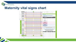 Maternity Early Warning System (MEWS) virtual grand round